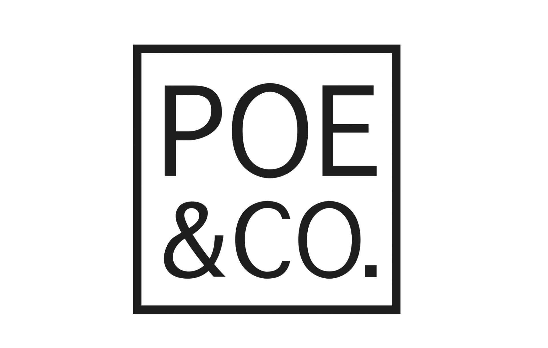 Poe & Co. logo